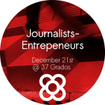 Journalists Entrepeneurs