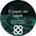 BCNMedialab: El papel del papel