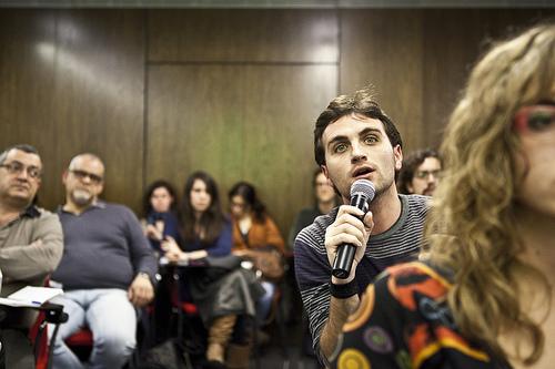 BCNMedialab: Experiences.01 - Foto por Rober Amado